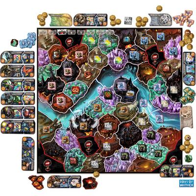 Smallworld: Underground