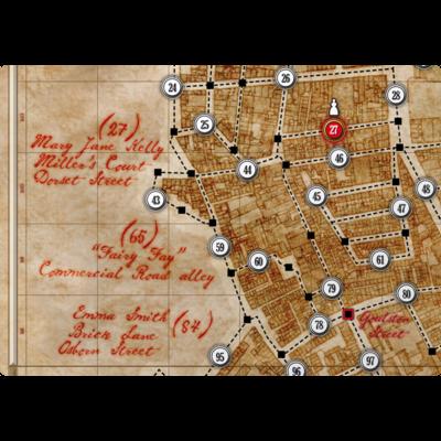 Letters from Whitechapel