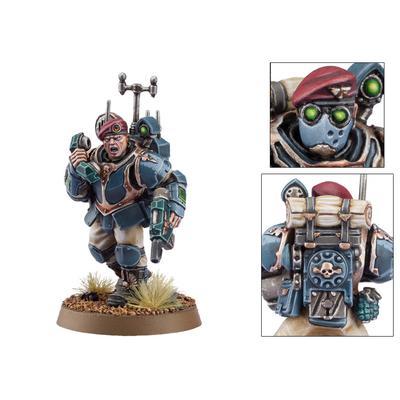 Militarum Tempestus Scions/ Command Squad
