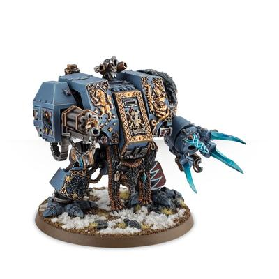 Space Wolves Venerable Dreadnought