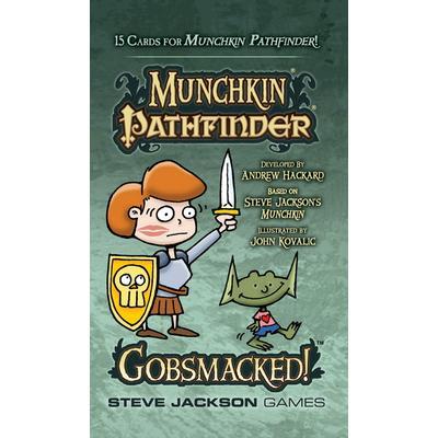 Munchkin Pathfinder Gobsmacked