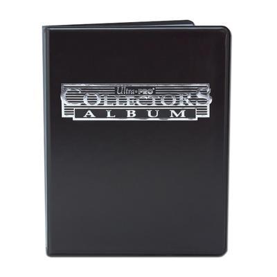 Collectors Portfolio Μαύρο 9-Pocket