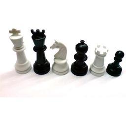 Πλαστικά Πιόνια για Σκάκι, KH 95mm