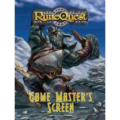 Runequest Game Master's Screen
