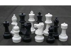 Πιόνια Σκακιού Δαπέδου