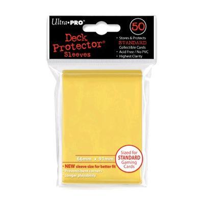 Yellow Deck Protectors