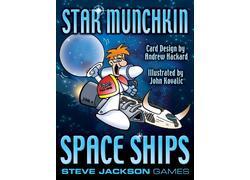 Star Munchkin Space Ships