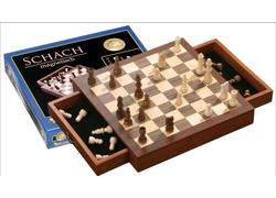 Chess Set Magnetic, Field 33mm