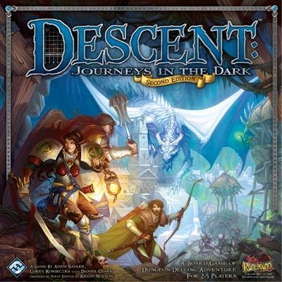 Descent: Journeys in the Dark, 2nd Edition