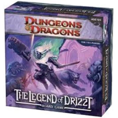 The Legend of Drizzt Boardgame