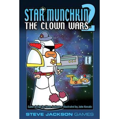 Star Munchkin 2 - The Clown Wars