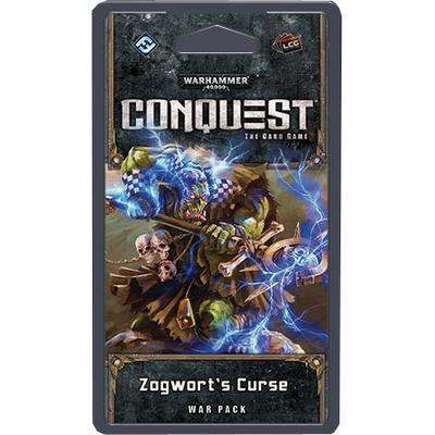 Conquest the Card Game: Zogwort's Curse