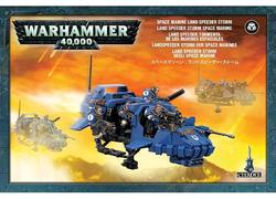 Space Marines Land Speeder Storm