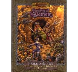 Friend & Foe: The Gnomes and Kobolds of Tellene