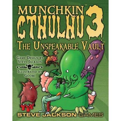 Munchkin Cthulhu 3 - The Unspeakable Vault