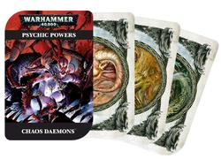 Psychic Powers: Chaos Daemons
