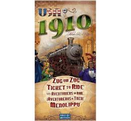Ticket to Ride: Usa 1910