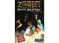 Last Night on Earth: Zombies with Great Weapons Miniature Set