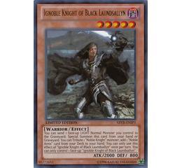 Ignoble Knight of Black Laundsallyn