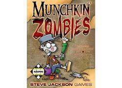 Munchkin Zombies - Ελληνική Έκδοση