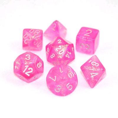 Borealis - Pink/ Silver