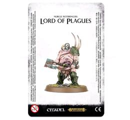 Nurgle Rotbringer Lord of Plagues