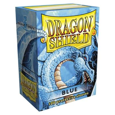 Dragon Shield Blue