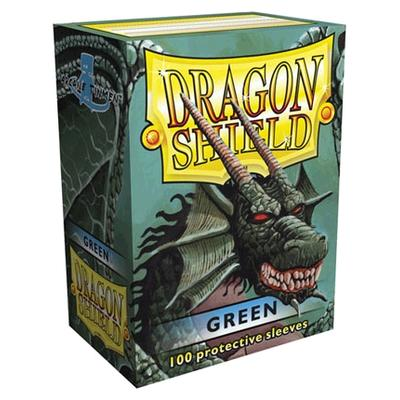 Dragon Shield Green