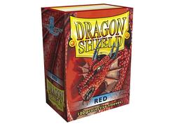 Dragon Shield Red