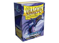 Dragon Shield Purple
