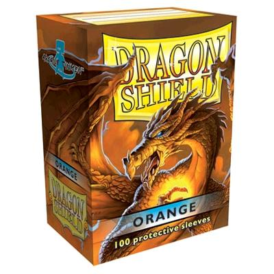 Dragon Shield Orange
