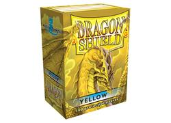 Dragon Shield Yellow