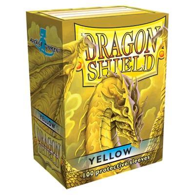 Dragon Shield Yellow