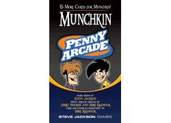 Munchkin Penny Arcade Booster
