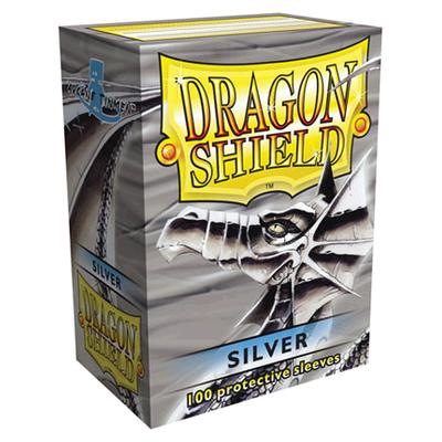 Dragon Shield Silver