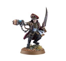 Astra Militarum Officio Prefectus Commissar