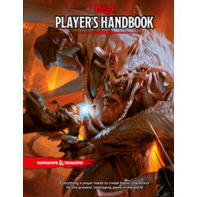 Player's Handbook 5.0