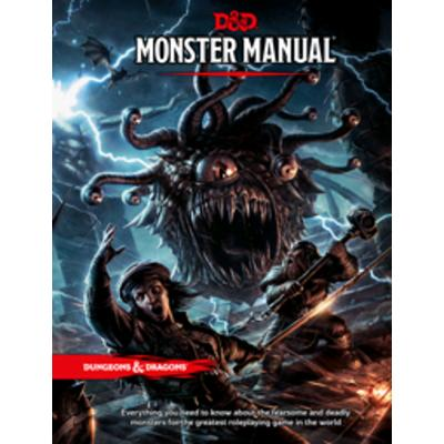 Monster Manual 5.0
