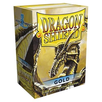Dragon Shield Gold