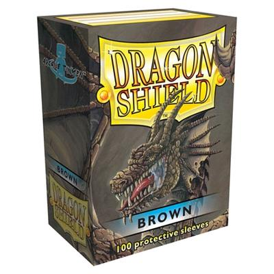 Dragon Shield Brown