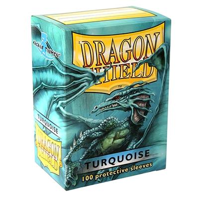 Dragon Shield Turquoise