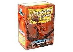Dragon Shield Copper