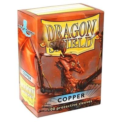 Dragon Shield Copper