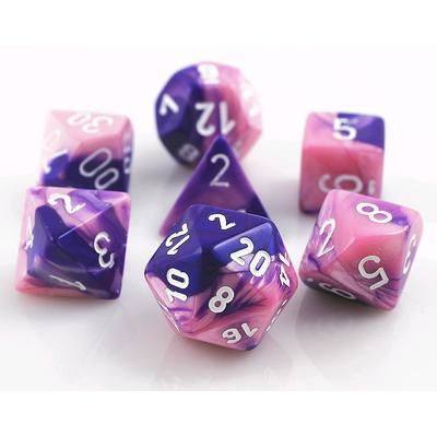 Gemini - Pink/Purple/ White