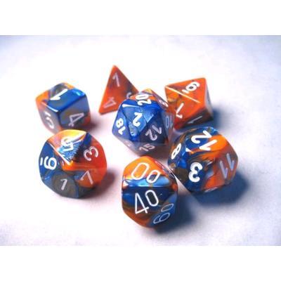 Gemini - Blue/Orange/White