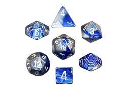 Gemini - Blue/Steel/White