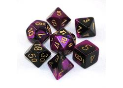 Gemini - Black/Purple/Gold