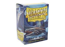 Dragon Shield Matte Blue