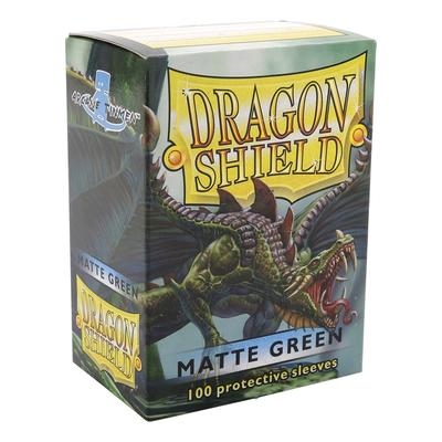 Dragon Shield Matte Green
