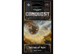 Conquest the Card Game: Decree of Ruin